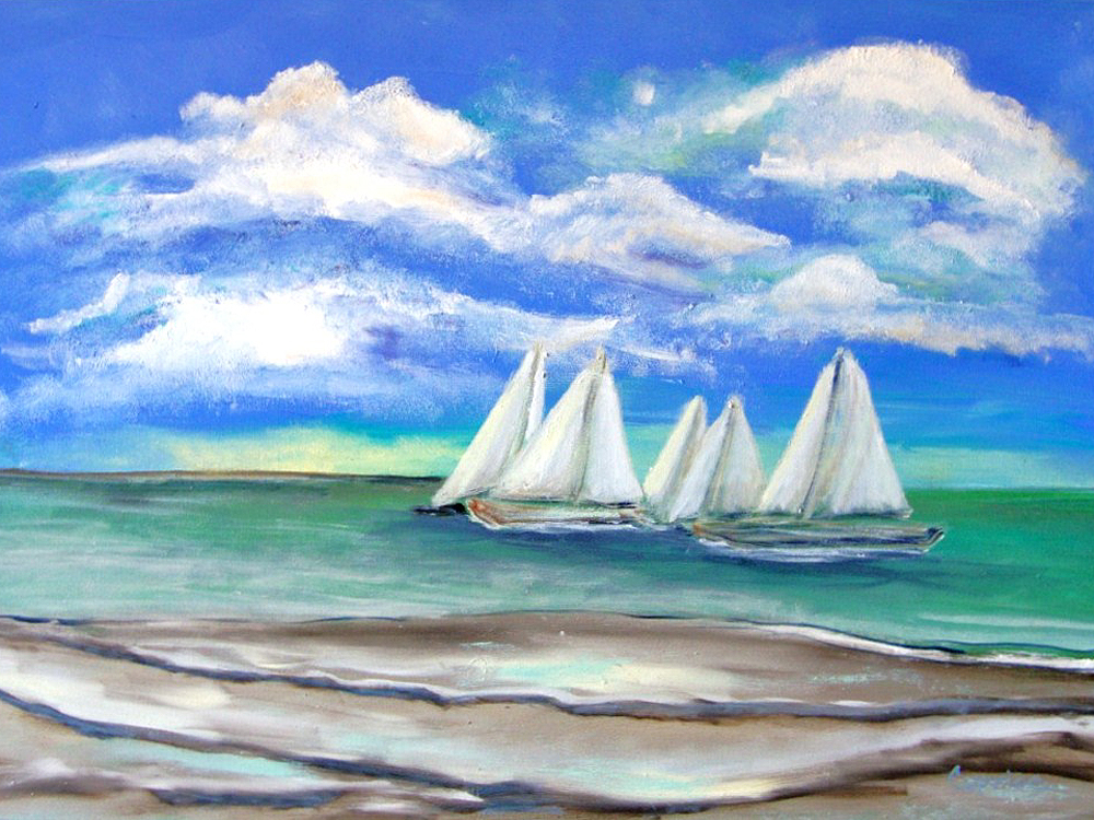 sailboats-from-the-beach