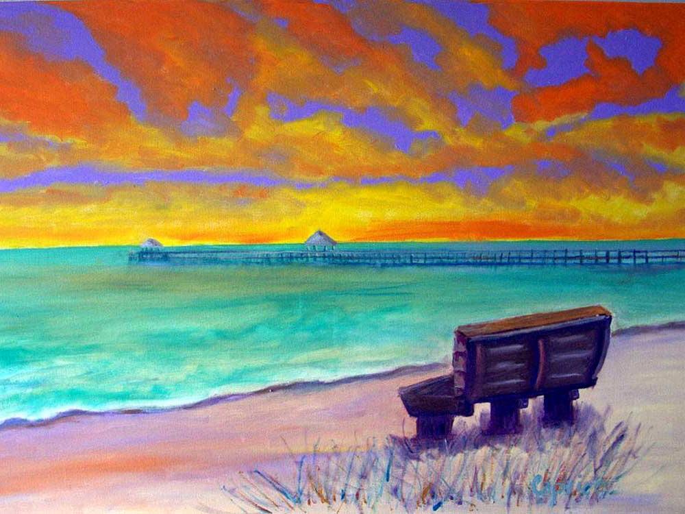 sunset-pier-ii