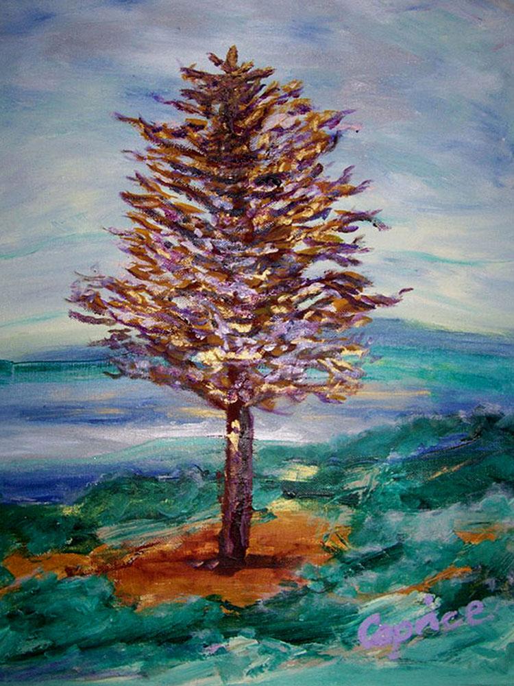 golden-pine