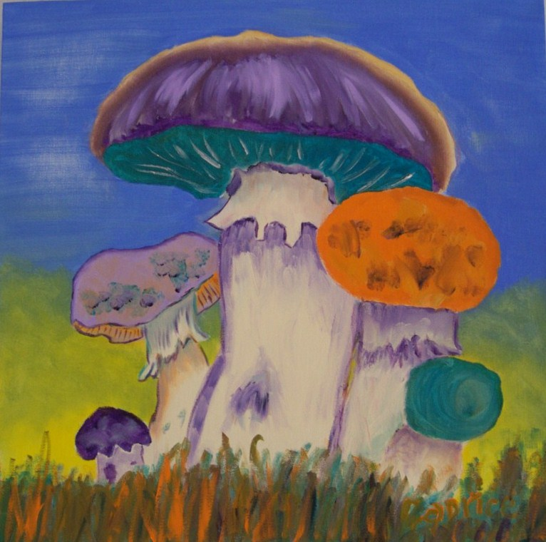 purple-mushrooms-ii